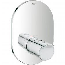 Grohe Grohtherm 2000 bateria prysznicowa podtynkowa termostat trim chrom - 461738_O1