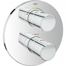 Grohe Grohtherm 2000 bateria wannowa podtynkowa termostat chrom - 461743_O1