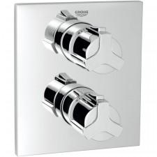 Grohe Allure bateria prysznicowa podtynkowa termostat chrom - 21894_O1