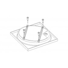 Sanplast Stelaż STB-001 - 630789_O1