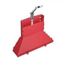 Axor Bouroullec Zestaw na brzeg wanny Secuflex z dyskiem prysznicowym - 405538_O1
