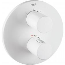 Grohe Grohtherm 3000 Cosmopolitan bateria wannowa podtynkowa termostat biały - 595507_O1