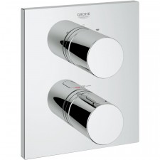 Grohe Grohtherm 3000 Cosmopolitan bateria wannowa podtynkowa termostat chrom - 448289_O1