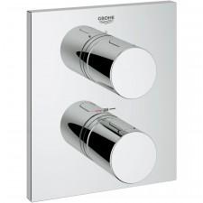Grohe Grohtherm 3000 Cosmopolitan bateria prysznicowa podtynkowa termostat chrom - 458367_O1