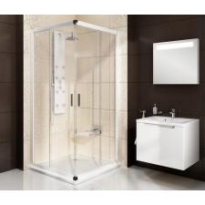 Ravak Blix kabina prysznicowa BLRV2-80 biała + grape - 683458_O1