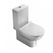 Catalano Sfera Miska WC kompaktowa 63x35 +śruby mocujące (Z3440) biała - 451464_O1