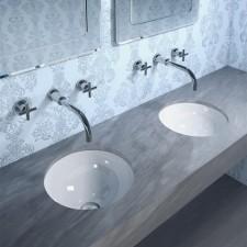 Catalano Canova Royal Umywalka podblatowa średnica 40 cm biała - 459701_O1