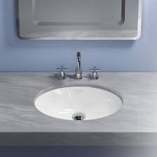 Catalano Canova Royal Umywalka podblatowa 52x42 biała - 528250_A1