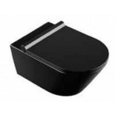 Catalano Zero miska Wc wisząca 55x35 Czarny +śruby mocujące NEW (5KFST00) - 451363_O1