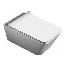 Catalano Proiezioni Miska WC wisząca 56x34 biała + śruby mocująceNEW (5KFST00) - 450846_O1