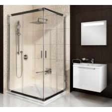 Ravak Blix kabina prysznicowa BLRV2K-100 satyna + transparent - 683378_O1