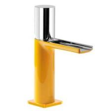 Tres Loft-Colors bateria umywalkowa stojąca kaskada bursztynowy chrom - 457609_O1