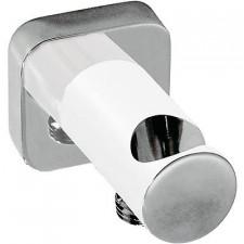 Tres przyłącze kątowe z uchwytem na słuchawkę biały chrom - 720597_O1