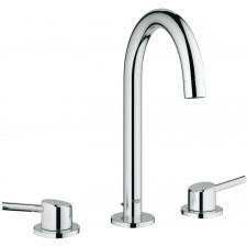 Grohe Concetto bateria umywalkowa 3-otw. chrom - 451426_O1