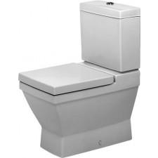 Duravit 2nd floor Miska toaletowa stojąca 37x66,5 biała WonderGlissO1