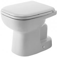 Duravit D-Code Miska lejowa toaletowa stojąca biała - 391691_O1
