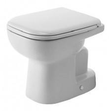 Duravit D-Code Miska lejowa toaletowa stojąca biała 35,5x65 cm - 391150_O1