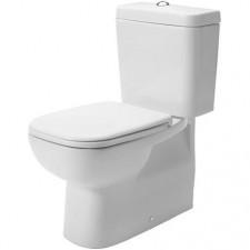 Duravit D-Code Miska lejowa toaletowa stojąca biała - 391688_O1