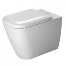 Duravit Happy D.2 Miska toaletowa stojąca 36,5x57 cm biała - 463693_O1