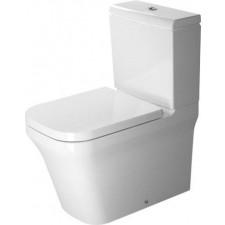 P3 Comforts miska toaletowa stojąca Duravit Rimless WonderGliss - 599256_O1