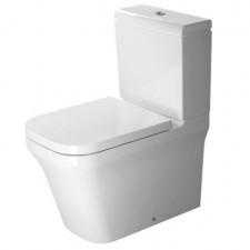 Duravit P3 Comforts Miska WC lejowa, bez spłuczki, 38x65, HygieneGlaze, biała - 570404_O1