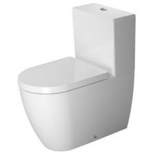 Duravit ME by Starck Miska WC stojąca lejowa bez spłuczki 65x37, biała - 570351_O1