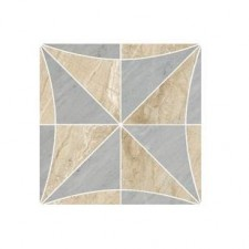 Villeroy & Boch Tribute płytka dekor 30x30 cm gres rektyf. polerowany beż szary - 518269_O1