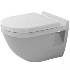 Duravit Strack 3 Miska WC wisząca biała WonderGliss - 153986_O1