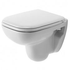 Duravit D-Code Miska WC wisząca 35x48 Compact biała - 392214_O1