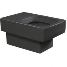Duravit Vero Miska lejowa WC wisząca 37x54,5 czarna WonderGliss - 418818_O1