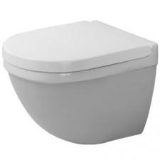 Duravit Starck 3 Miska WC wisząca Compact 36x48,5 biała - 449328_O1