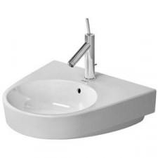 Duravit Starck 2 Umywalka 55x50 biała WonderGliss - 468435_O1
