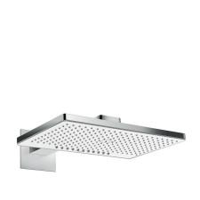 Hansgrohe Rainmaker deszczownica prysznicowe Rainmaker Select 460 2jet z ramieniem prysznicowym 450 mm, biały/chrom - 572549_O1