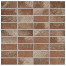 Villeroy & Boch Fire & Ice płytka podstawowa 3,3x7,5 cm gres szkliwiony rektyf. matowy copper czerwony - 170877_O1