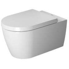 Duravit ME by Starck Miska WC wisząca 37x57 Rimless HygieneGlaze biała - 570344_O1