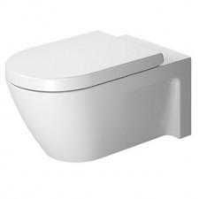 Duravit Starck 2 Miska lejowa WC wisząca 62x37,5 biała - 450270_O1