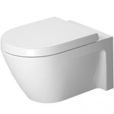 Duravit Strack 2 Miska WC wisząca biała 37x54 WonderGliss - 450275_O1