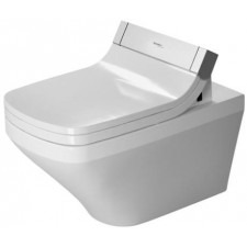 Duravit DuraStyle Miska WC wisząca 37x62 do SensoWash biała - 463717_O1
