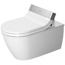 Duravit Darling New Miska toaletowa wisząca lejowa biała WonderGliss - 450279_O1