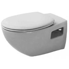 Duravit Duraplus Miska toaletowa wisząca Colomba Pergamon WonderGliss - 154106_O1