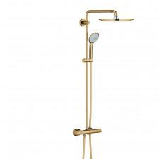 Grohe Euphoria system 310 Zestaw prysznicowy termostatyczny deszczownica 310mm złoty - 756979_O1