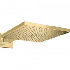 Hansgrohe Raindance E Głowica prysznicowa 300 1jet 30x30 cm z ramieniem prysznicowym, złoty optyczny - 782915_O1