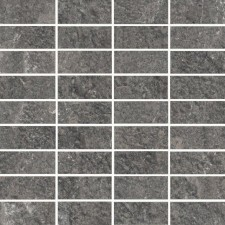 Villeroy & Boch My Earth płytka podstawowa 3,3x7,5 cm gres rektyf. matowy antracyt multikolor - 518683_O1
