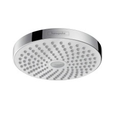Hansgrohe Croma Select S 180 2jet, EcoSmart 9 l/min, DN15 biały/chrom - 508268_O1