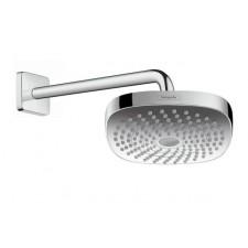 Hansgrohe Croma Select Głowica prysznicowa E 180 Ramię prysznicowe E 389mm (26524400+27446000)O1