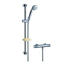 Hansgrohe Ecostat Croma Combi zestaw prysznicowy z termostatem chrom - 738735_O1