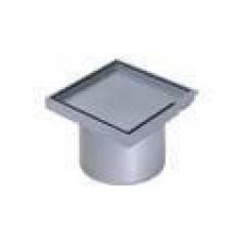 Kessel System 10 Nasadka z ABS z pokrywą do wklejenia płytkiO1