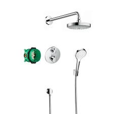 Hansgrohe Croma Select S zestaw podtynkowy prysznicowy z termostatem i deszczownicą - 572442_O1