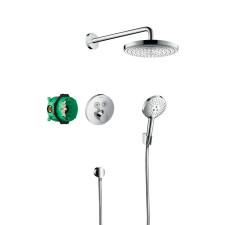 Hansgrohe Raindance Select S Podtynkowy zestaw prysznicowy z termostatem i deszczownicą ShowerSelect S - 572574_O1