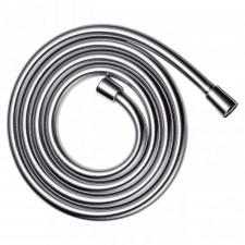 Hansgrohe Isiflex wąż prysznicowy z imitacją powierzchni metalicznej 1,60 m. chrom - 2689_O1